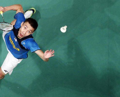 Badminton Lee Chong Wei
