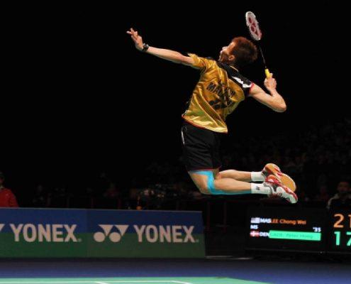 Badminton Racket Selection