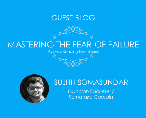 Mastering Fear of Failure