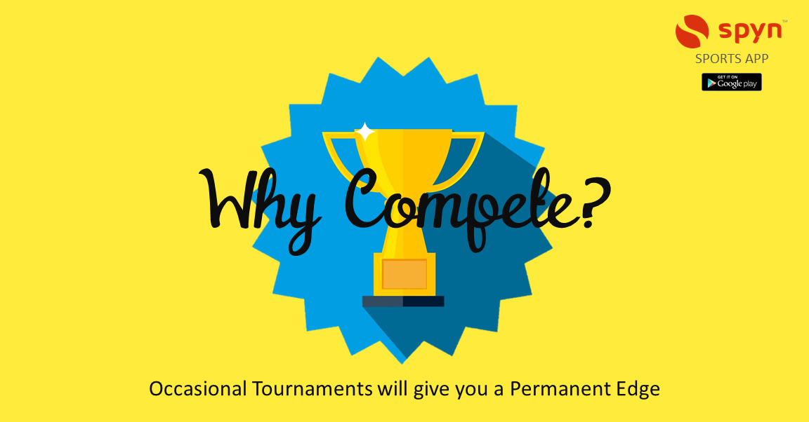 Why Compete in Tournaments